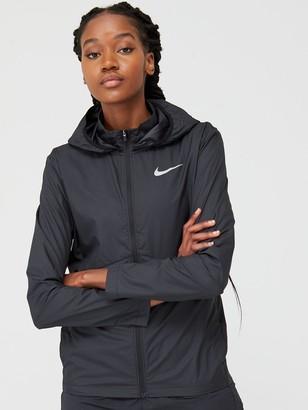 Nike Run Essential Jacket - Black