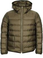 Ten C Hooded Down Liner TCUD-03025002197-686 Lizard Green