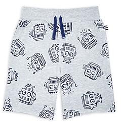 Splendid Boys' Robot Print Shorts - Little Kid