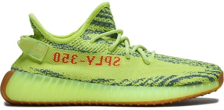 adidas YEEZY x Yeezy Boost 350 V2 Semi Frozen Yellow
