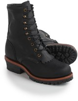 """Chippewa Odessa Lace-Up Boots - Leather, 8"""" (For Men)"""