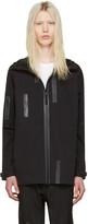 Y-3 Sport Black Rain Zip Jacket