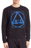 McQ by Alexander McQueen Graphic Sweater