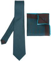 Brioni tie/square set