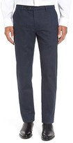 Ted Baker Classic Fit Flat Front Trouser