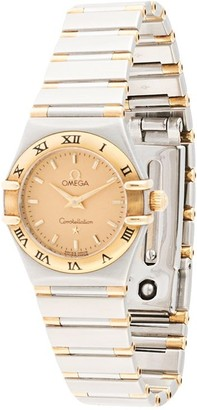 Omega pre-owned Constellation 20mm