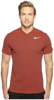 Nike MM Fly Aero React Blade Men's Short Sleeve Pullover