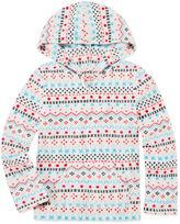 Okie Dokie Long-Sleeve Comfy Fleece Hoodie - Preschool Girls 4-6x