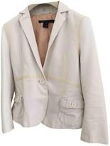 Marc Jacobs Ecru Cotton Jackets