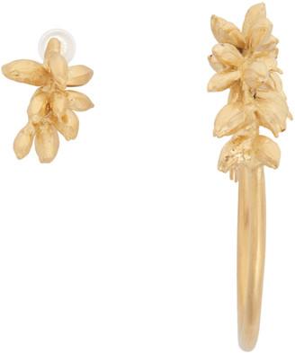 1064 STUDIO Gold Deep In Grassland 09 Earrings Set