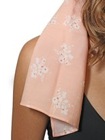 James Society Head Scarf in Pink