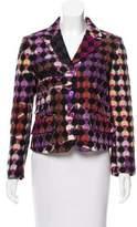 Emilio Pucci Tailored Wool Blazer