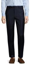 Brooks Brothers Regent Striped Wool Trousers