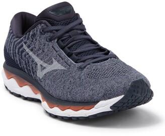 Mizuno Wave Sky WaveKnit(TM) 3 Running Shoe