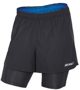 "2XU Pace 5"" 2 in 1 Shorts"
