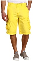 Ecko Unlimited Unltd - Neon Short Injection (Yellow) - Apparel