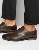 Base London Bayham Leather Derby Shoes