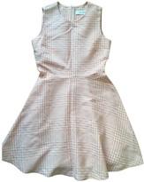Mauro Grifoni Orange Cotton Dress for Women