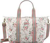 Cath Kidston Trailing Rose Foldaway Overnight Bag