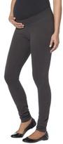 Liz Lange for Target® Maternity Knit Leggings - Gray