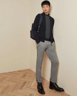 Ted Baker Funnel Neck Layered Jacket