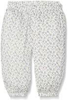 Mamas and Papas Baby Girls' Flral Print Hareem Trs Trousers,9-12 Months
