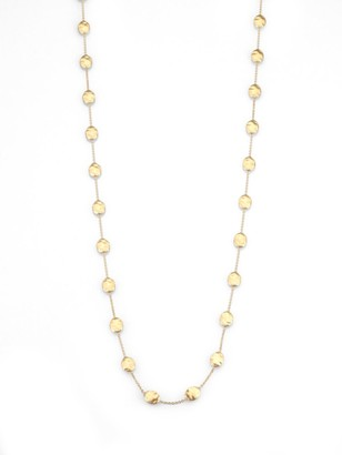 Marco Bicego Siviglia 18K Yellow Gold Station Necklace
