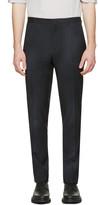 Lanvin Grey Overdye Trousers
