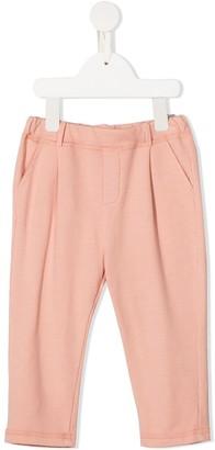 Zhoe & Tobiah Elasticated Waistband Trousers