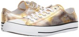 Converse Chuck Taylor All Star Washed Metallic Canvas - Ox Lace up casual Shoes