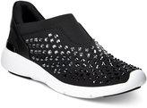 MICHAEL Michael Kors Ace Trainer Embellished Slip-On Sneakers