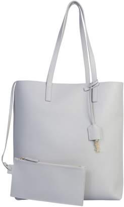 Saint Laurent Shopping Bag With Logo