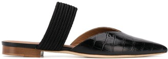 Malone Souliers Pointed Mules