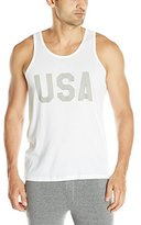Alternative Men's Printed Cotton Modal Easy Tank