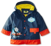 Western Chief Thomas Blue Engine Raincoat Boy's Coat