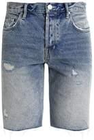 AllSaints IPAVA SWITCH Denim shorts indigo blue