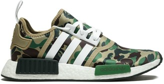 adidas NMD_R1 Bape sneakers