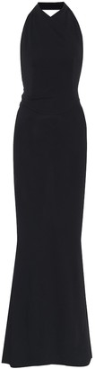 Alaia Rib-knit dress