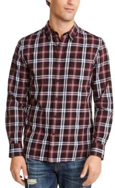 American Rag Men's Gabe Plaid Shirt