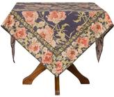 April Cornell Rose-Nouveau Breakfast Tablecloth