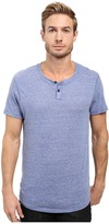 Alternative Eco Jersey Shirttail Henley
