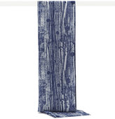 Reiss Jonnie Linen And Cotton Scarf