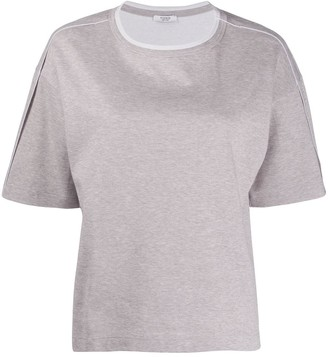 Peserico oversized fit T-shirt