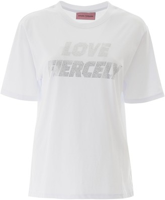 Chiara Ferragni Love Fiercely T-Shirt