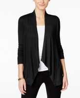 INC International Concepts Petite Open-Front Cardigan, Created for Macy's