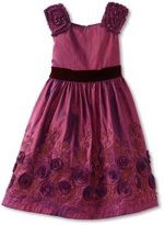 Rare Editions Girls 2-6x Soutach Dress
