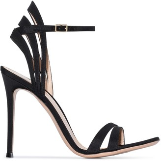 Gianvito Rossi 115mm Cutout Sandals