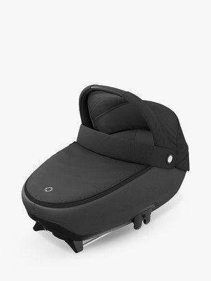 Maxi-Cosi Jade Group 0+ i-Size Carrycot Car Seat, Essential Black