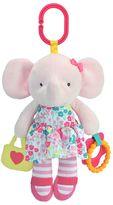 Carter's Elephant Plush Activity Toy
