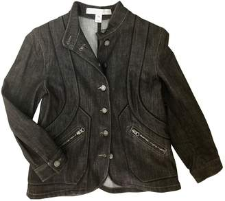 H&M Stella Mc Cartney For Stella Mc Cartney For Anthracite Cotton Jacket for Women